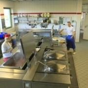 Ausgabeküche