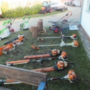 Geräte für die Landschaftspflege (1)