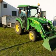 Geräte für die Landschaftspflege