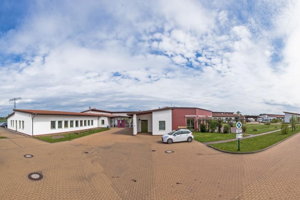 Stralsunder Werkstätten Hauptgebäude